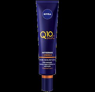 vitamina c Nívea Q10