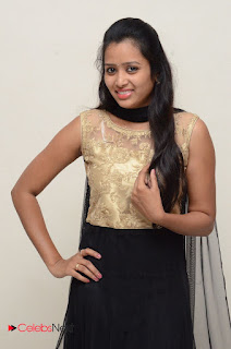 Actress Swathi Stills at Ammayante Alusa Audio Launch  0010.JPG