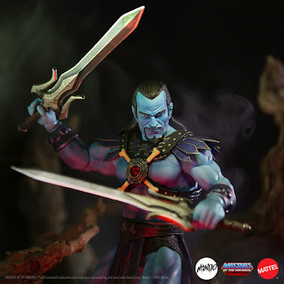 Masters of the Universe Keldor 1/6 Scale Figure by Mondo
