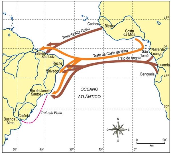 O observador do Brasil no Atlântico Sul