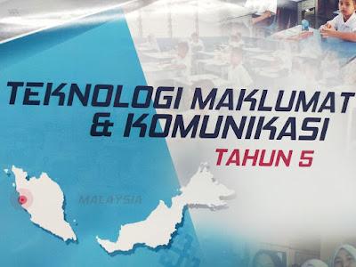 Rancangan Pengajaran Tahunan Teknologi Maklumat dan Komunikasi Tahun 5 RPT TMK Tahun 5 2020