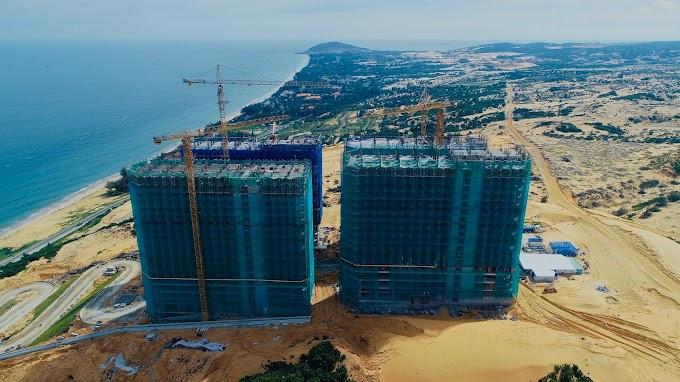 Cập nhật hạ tầng APEC MANDLA WYNDHAM - MŨI NÉ ngày 20/10/2020