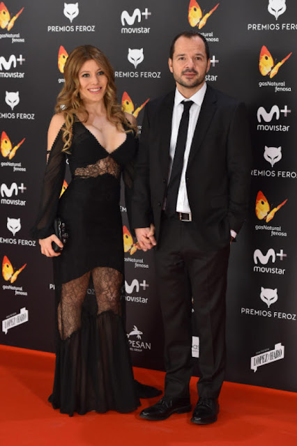Alfombra roja Premios Feroz 2017