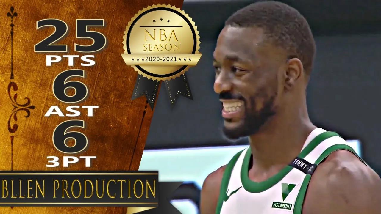 Kemba Walker 25pts 6ast vs LAC | March 2, 2021 | 2020-21 NBA Season