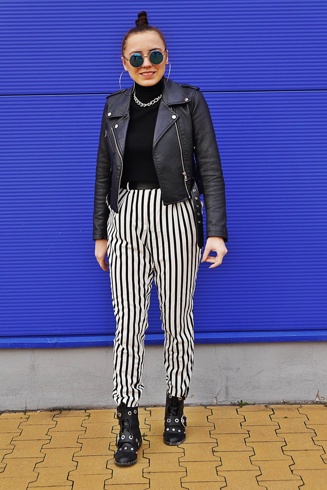 puławy blog modowy blogerka modowa karyn fashion blogger botki renee