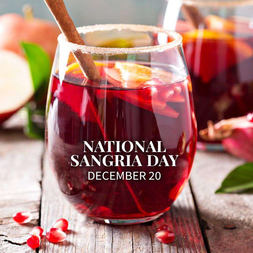National Sangria Day Wishes Awesome Picture