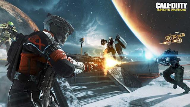 Infinite Warfare merupakan game paling baru yang dibuat oleh Developer game ternama yaitu Spesifikasi Game Call OF Duty: Infinite Warfare Untuk PC - Hhandromax.com