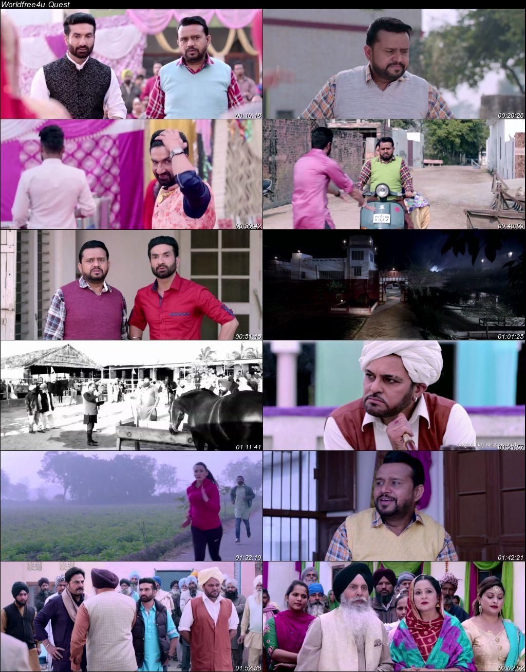 Lukan Michi 2019 Punjabi Movie Download HDRip || 1080p || 720p || 480p