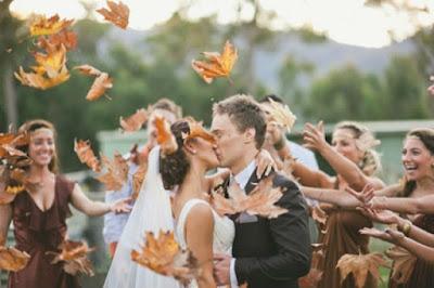 5 ideas cucas para bodas en otoño