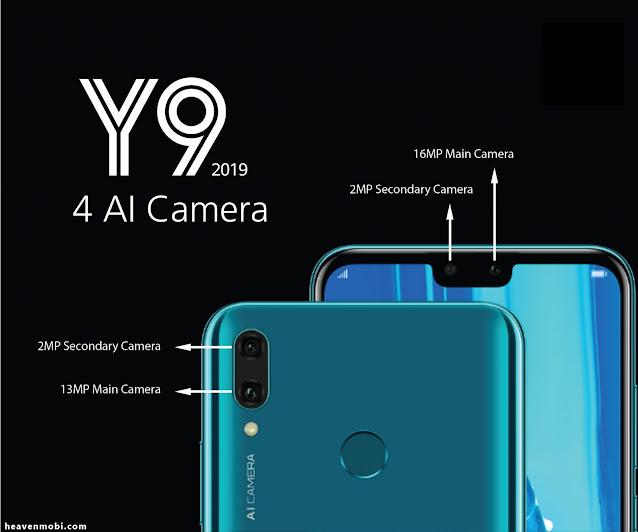 Huawei-Y9-camera