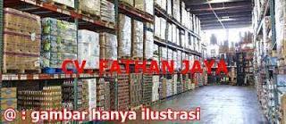 Lowongan CV Fathan Jaya Pekanbaru Mei 2021