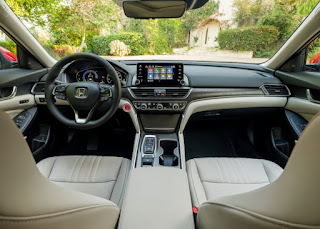 مراجعة كاملة من الوكيل بالصور لهوندا أكورد 2021  مميزات و عيوب سيارة هوندا اكورد 2021   اسعار هوندا اكورد لعام 2021