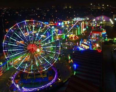 Surabaya Carnival Night Festival