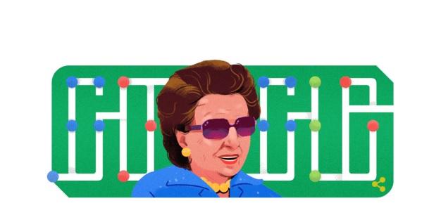 Google homenageia centenário da brasileira Dorina Nowill. Você sabe quem foi ela?
