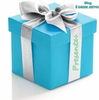 """Imagem de uma caixa de presente, anunciando o """"Presente+"""" (Um Estudo Completo dos Livros de Daniel e Apocalipse, """"Preceito por Preceito"""""""