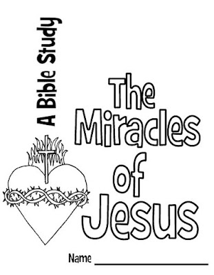 Look to Him and be Radiant: The Miracles of Jesus [Bible