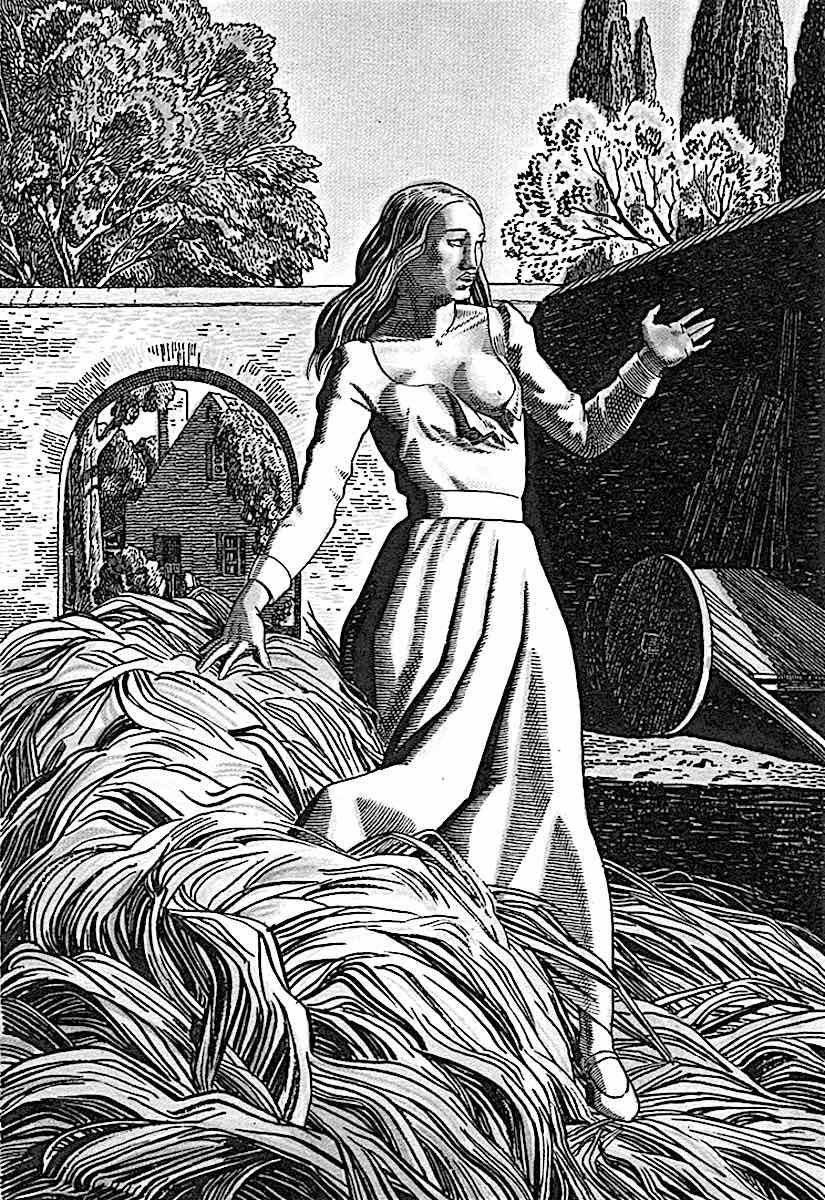 Rockwell Kent illustration