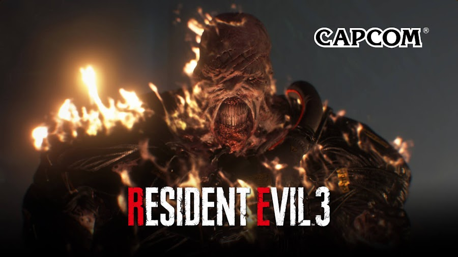 resident evil 3 remake capcom survival horror classic nemesis tyrant bioweapon pc steam ps4 xb1