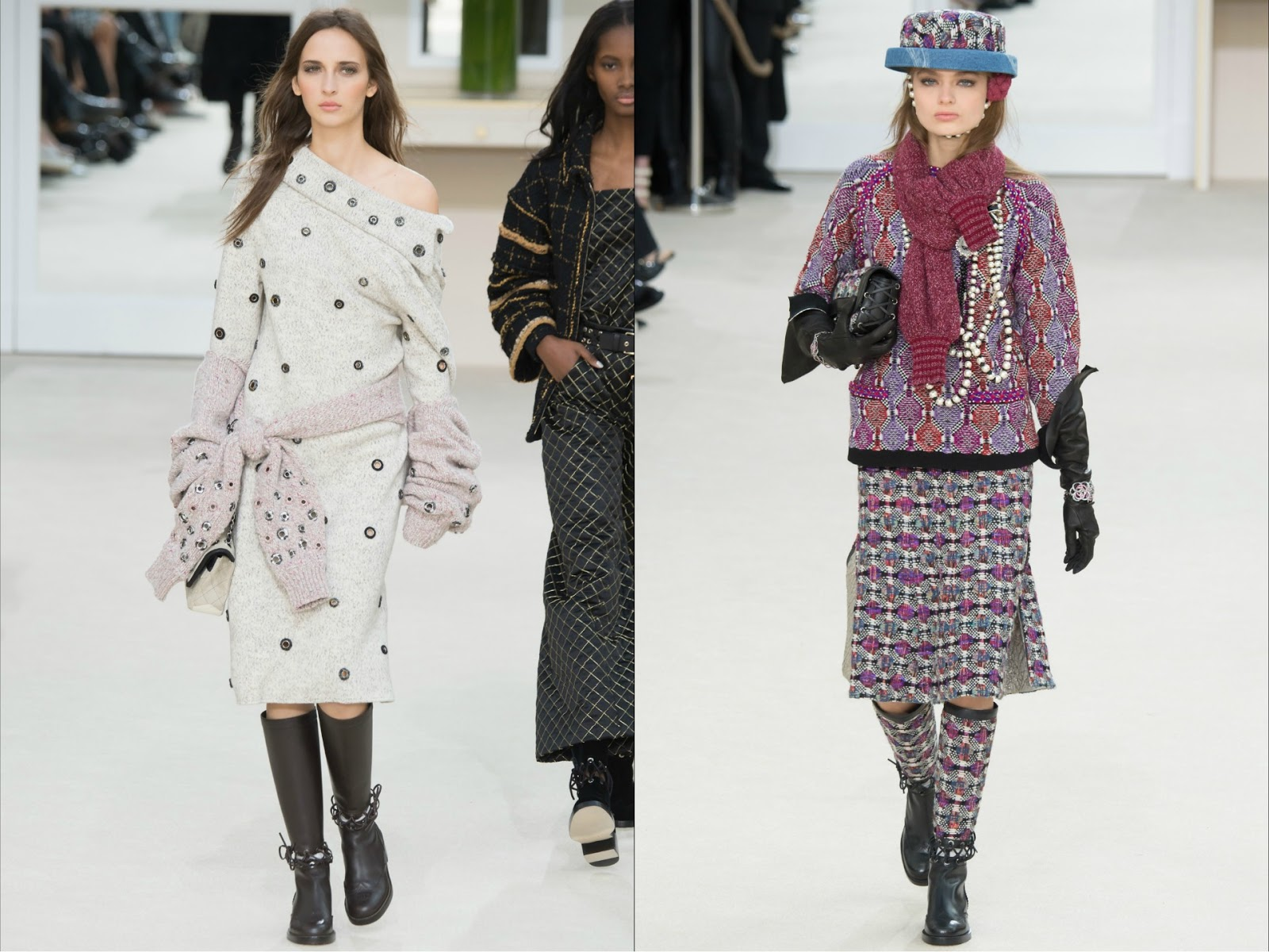 Eniwhere Fashion - PFW - FW2016 - Chanel