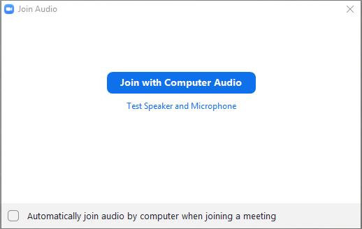 Kelas Online Zoom Meeting
