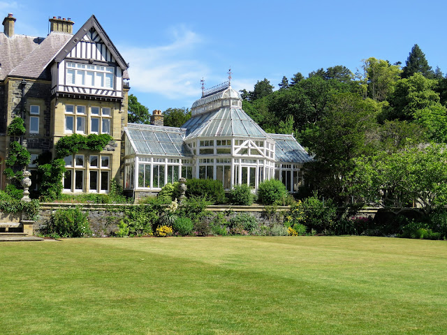 North Wales Points of Interest: Bodnant Gardens