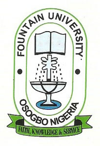Fountain University 2016/17 Make-Up Examinations Schedule
