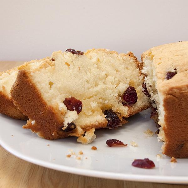 Dried Cranberry Cake Recipe Uk