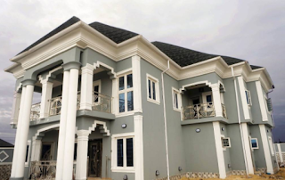 Comedian Akpororo builds new house and dedicates it to his wife and daughter
