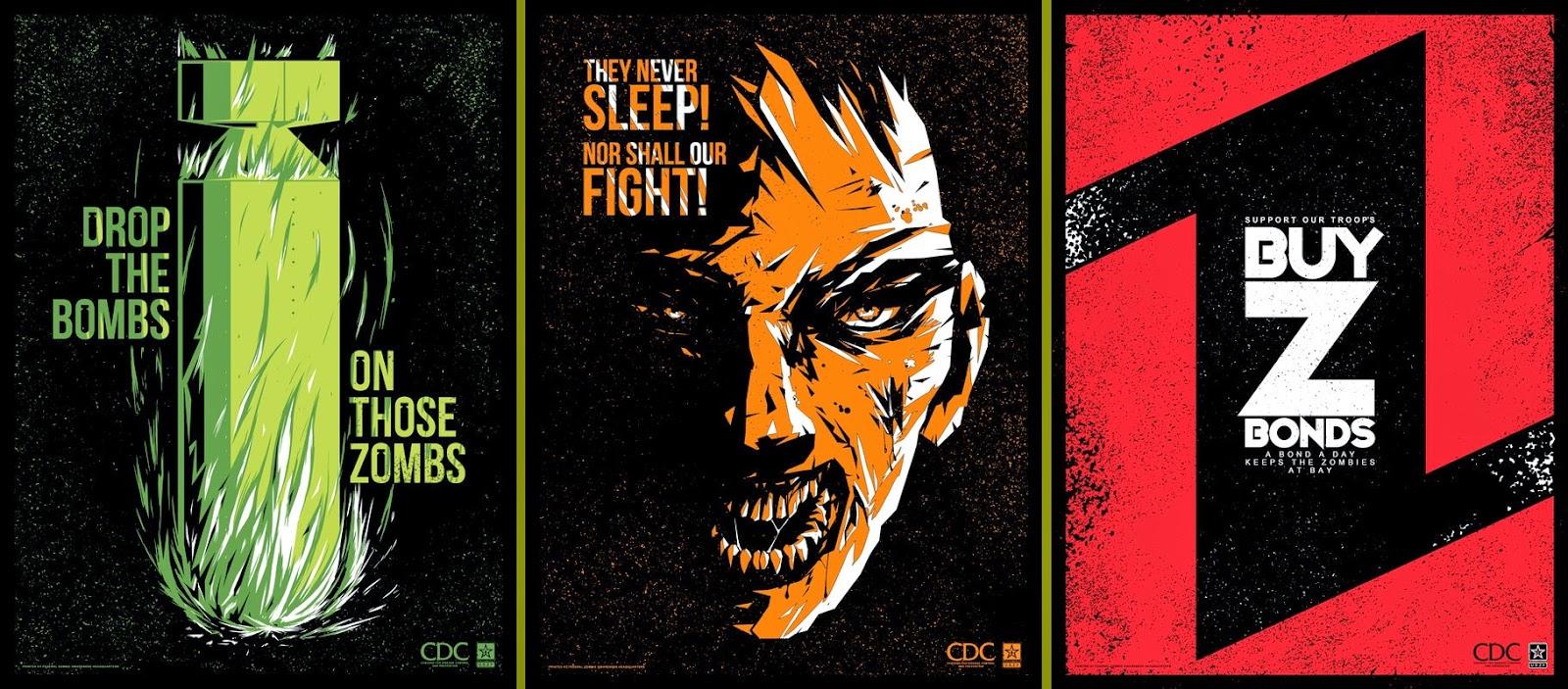 Zombie Propaganda (by Ron Guyatt)