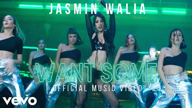 Want Some Song Lyrics - Jasmin Walia