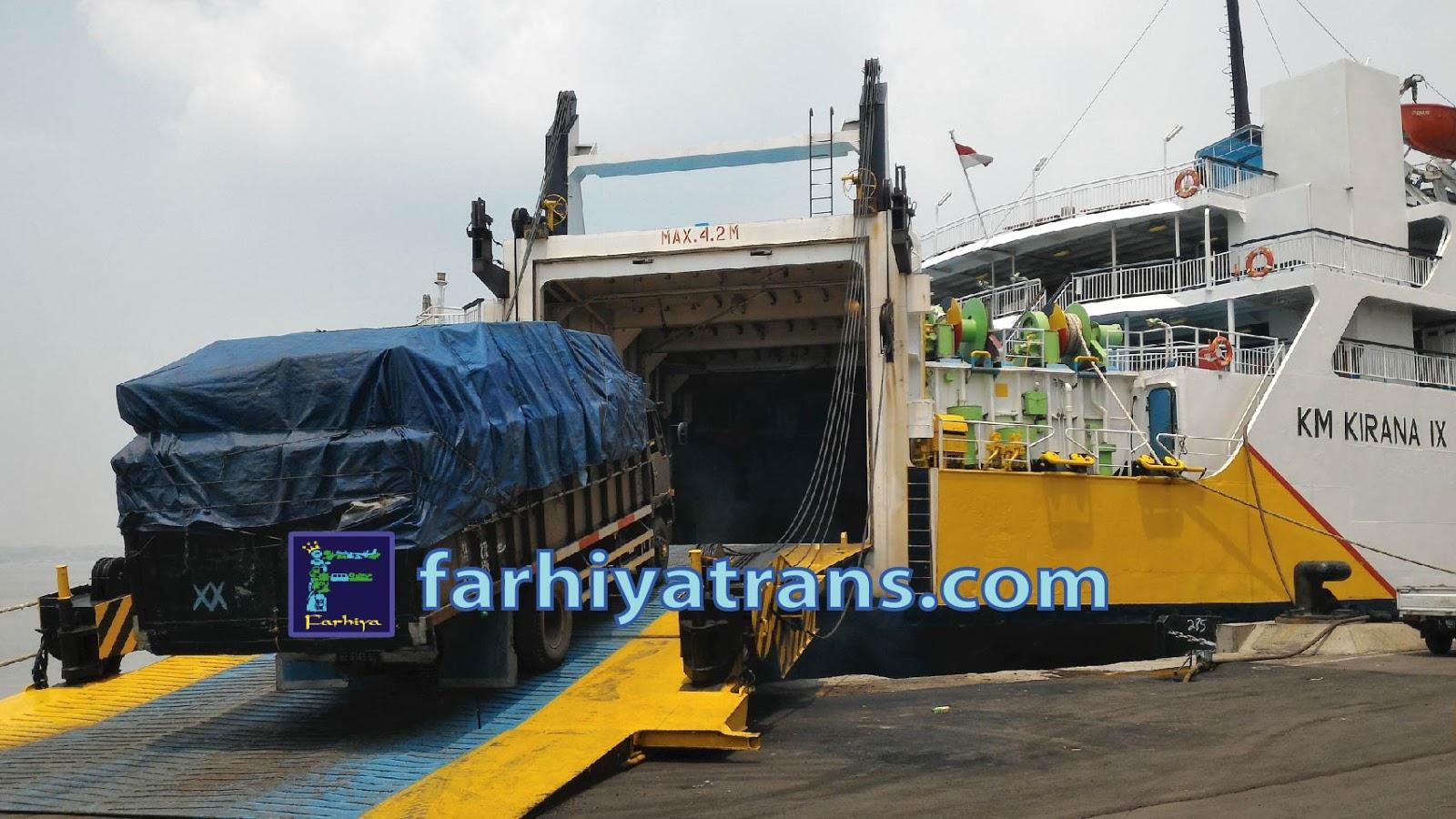 kirim truk colt diesel kapal cargo ferry roro surabaya jakarta makassar balikpapan banjarmasin pontianak lampung medan aceh padang jambi riau pekanbaru