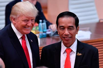 Undang Trump, Jokowi Buka Opsi Melarang FPI di Indonesia