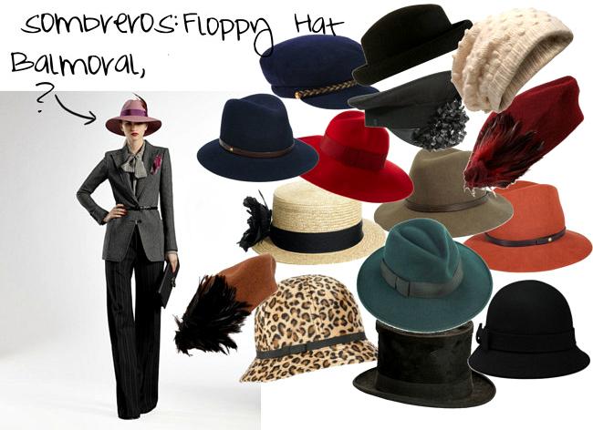 07bbfebfe3c0d Mientras investigaba la definición de uno de los sombreros que tenía.  Encontré una página muy interesante (aquí) con cientos de modelos de  sombreros.
