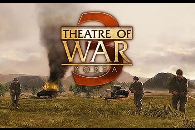 δωρεάν το παιχνίδι στρατηγικής για υπολογιστές theatre of war 3 korea