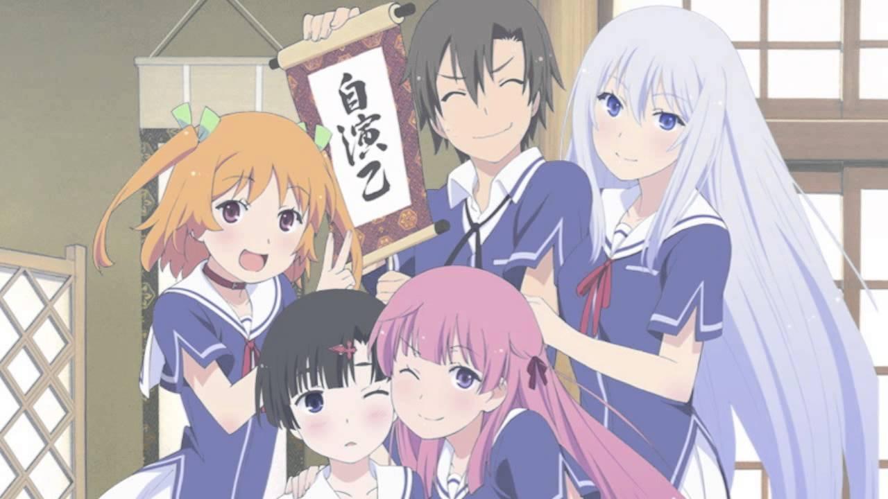 Ore no Kanojo to Osananajimi ga Shuraba Sugiru anime
