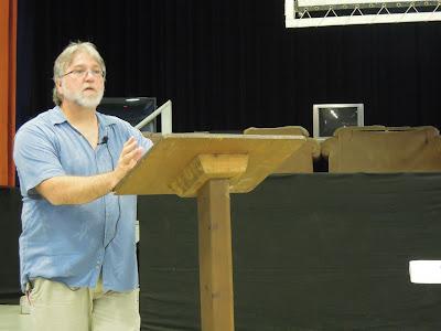 Jim Bales, Chisholm Trail Museum