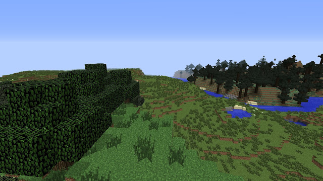 pradera minecraft