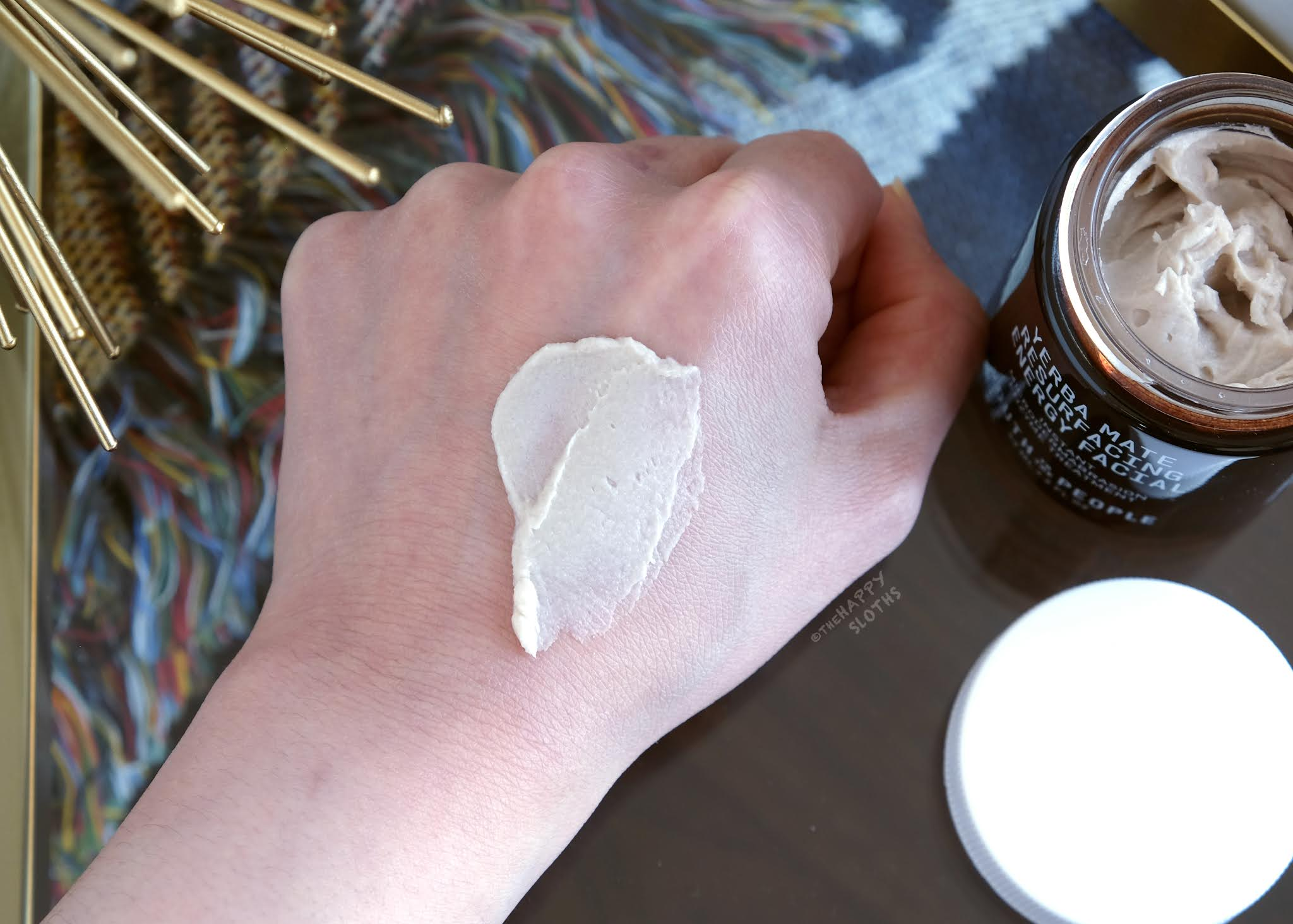 Youth To the People | Yerba Mate Resurfacing Energy Facial: Review
