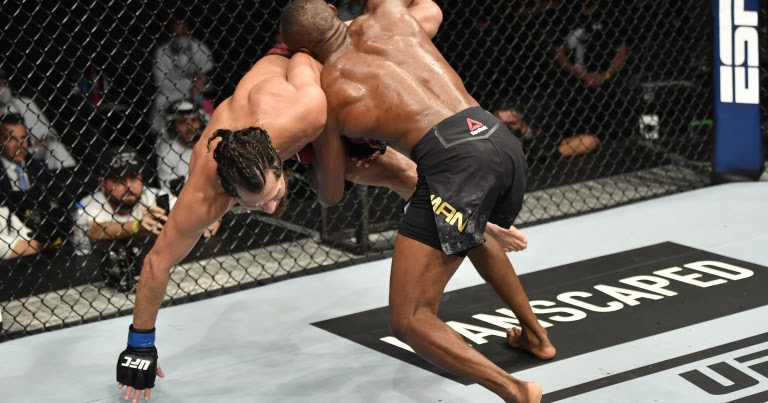 UFC 251 Video Highlights - Kamaru Usman Vs Jorge Masvidal