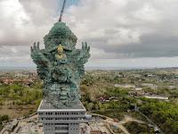 Fakta Patung Garuda Wisnu Kencana