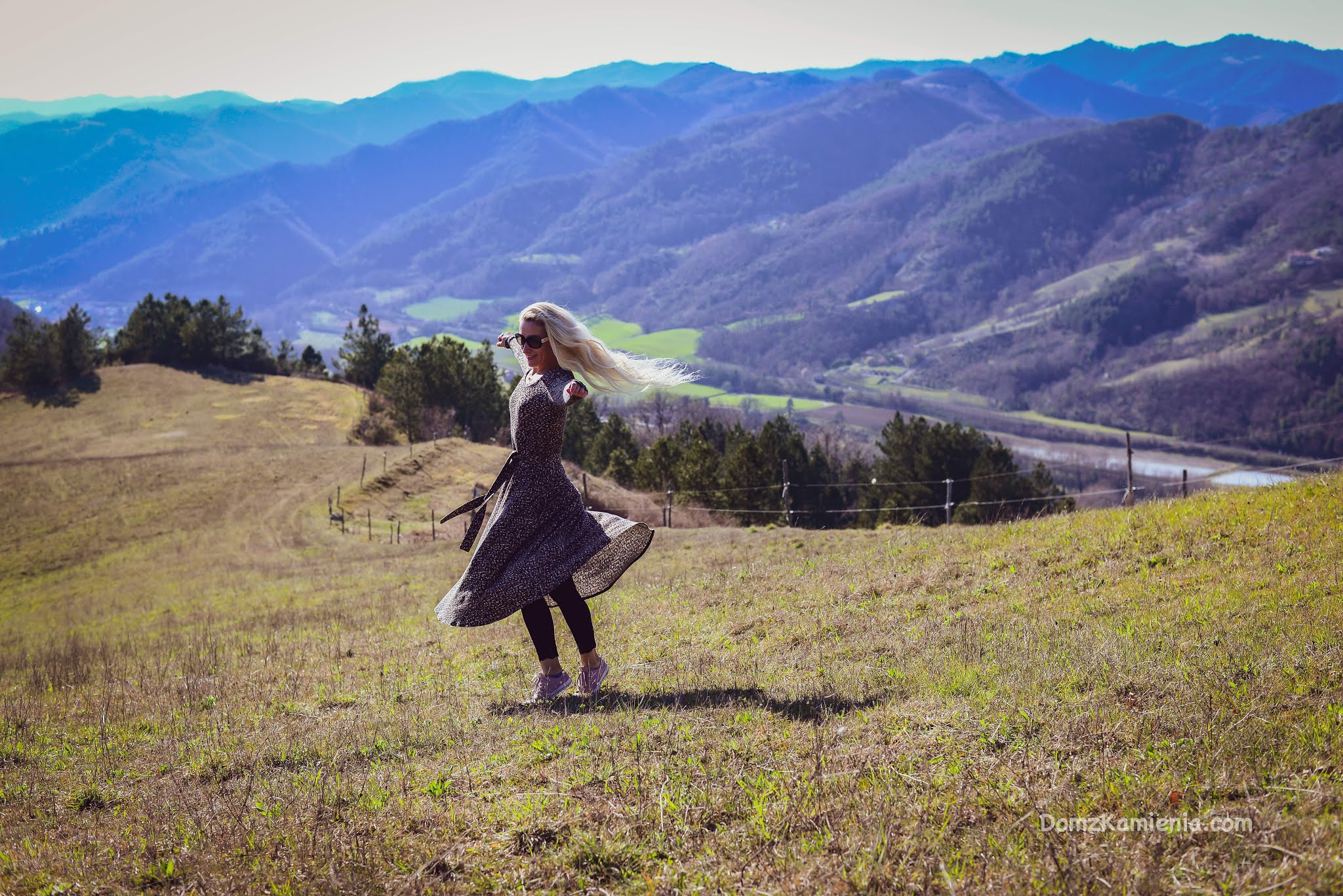 Kasia z Domu z Kamienia, blog o życiu w Toskanii