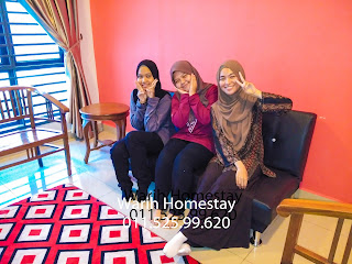Warih-Homestay-Anis-Student-UPM