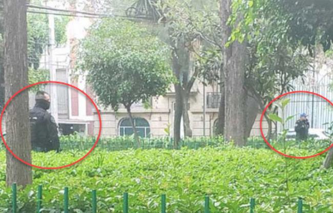 ¿Cartel Jalisco Nueva Generación ahora va por Marcelo Ebrard? Fuerzas Especiales custodian su casa en la Col. Roma