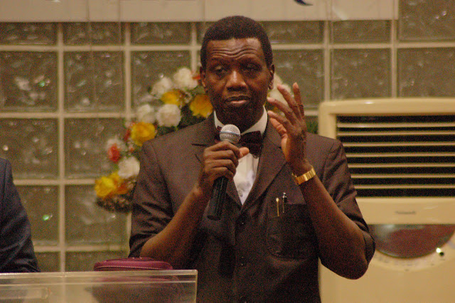 Pastor Adeboye drops new prophecy for Nigeria