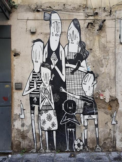 Murales-Rione Sanità-Napoli