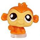 Littlest Pet Shop Teensies Monkey (#T215) Pet