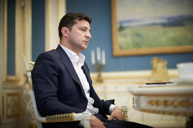 Зеленський оголосить загальнонаціональну жалобу 23 січня через пожежу в будинку для літніх людей