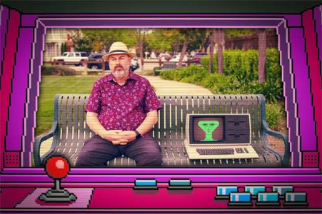Netflix Atari ET