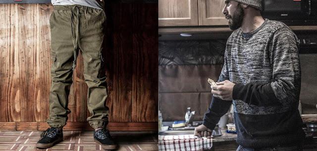 pantalones polera  linea de Dunkelvolk  2016