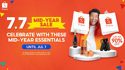Shopee Mid -Year Sale